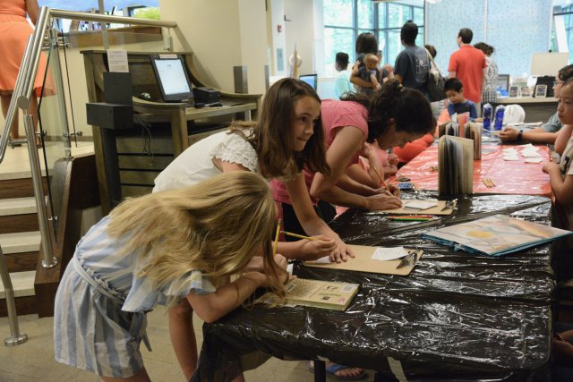 Library at the Forest Summer Reading Kickoff 2018 - 25.jpg