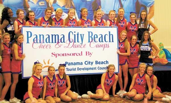 0813 VHHS Varsity Cheerleaders