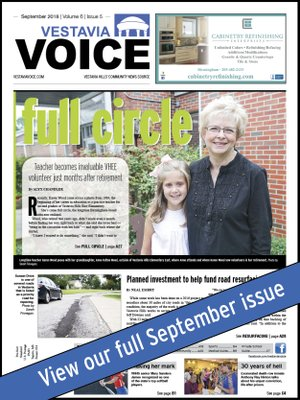 Vestavia Voice September 2018