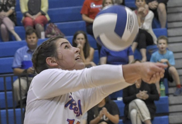 Mountain Brook vs. Vestavia Hills Volleyball