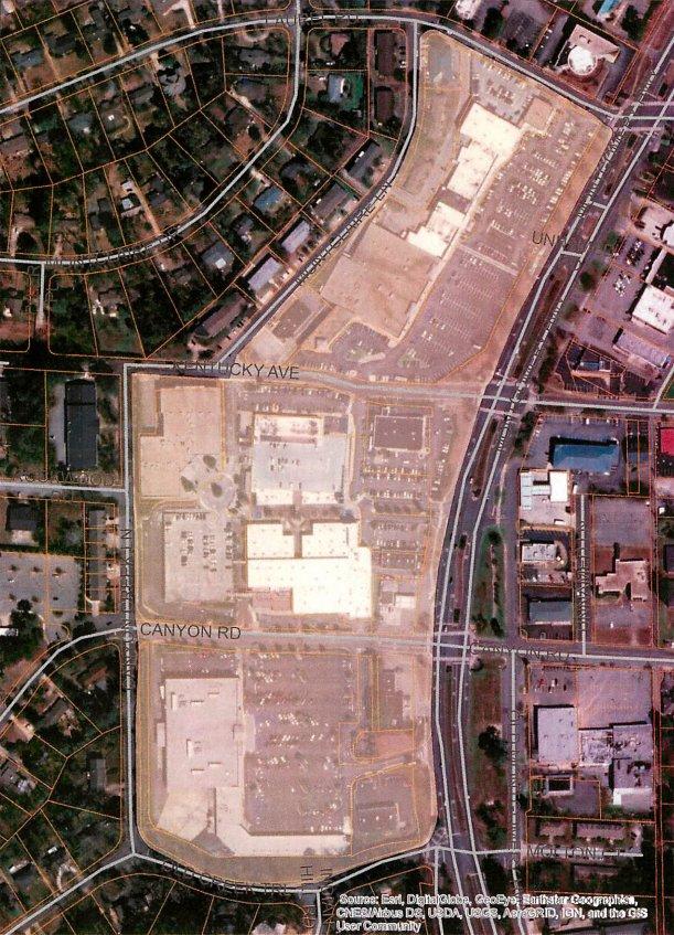 City Center Entertainment District