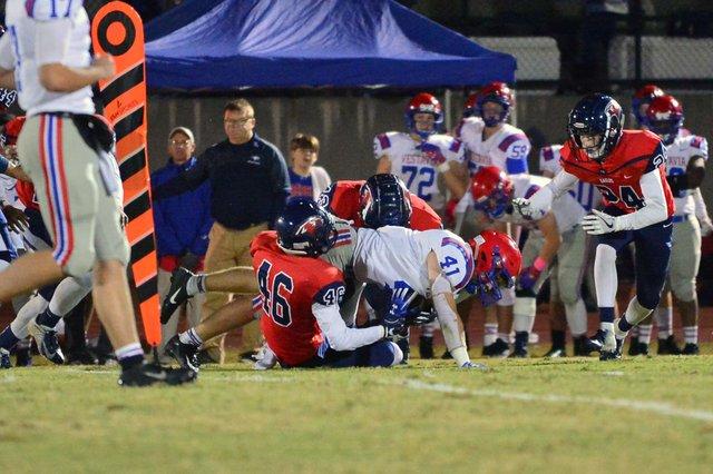 Oak Mountain vs. Vestavia Hills Football