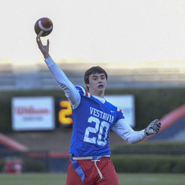 Vestavia Hills Unified Football