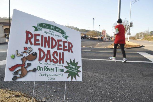 2018 Reindeer Dash 9