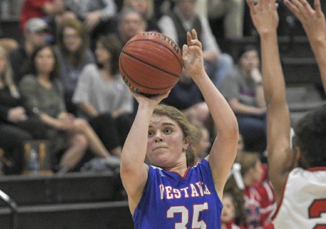 Hewitt-Trussville vs. Vestavia Hills Basketball