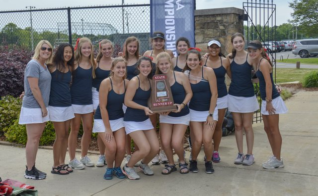 State Tennis Tournament