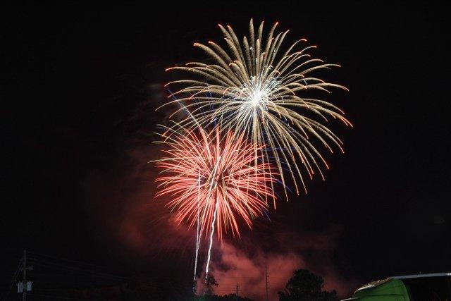 Alabama Bicentennial Fireworks