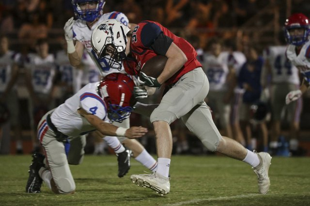 Homewood VS Vestavia Football 2019