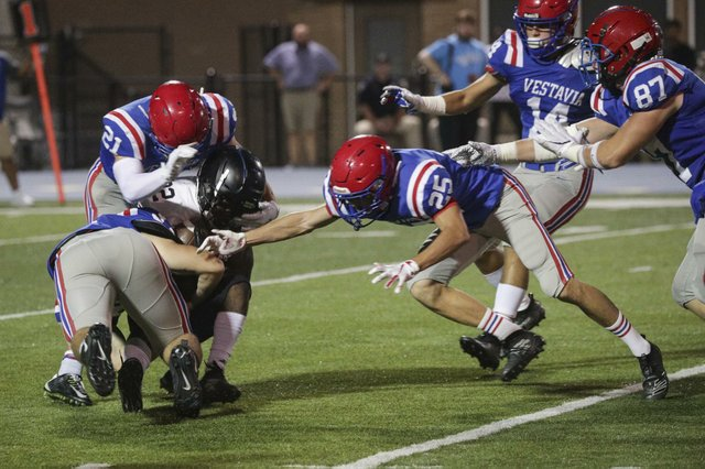 VHHS vs Shades valley Football 2019