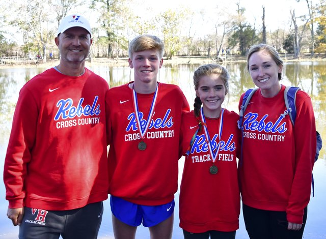 Vestavia Hills State Cross Country