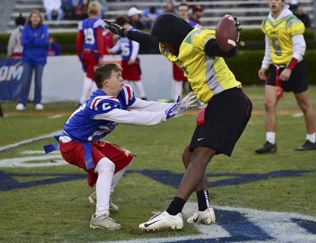 Unified Game Vestavia Hills vs. Baldwin County