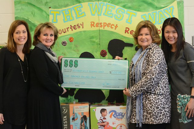 KultureCity makes special donation to VHEW