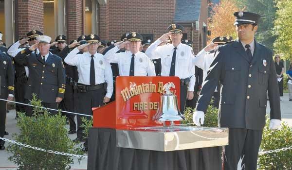2013 Patriot Day Ceremony