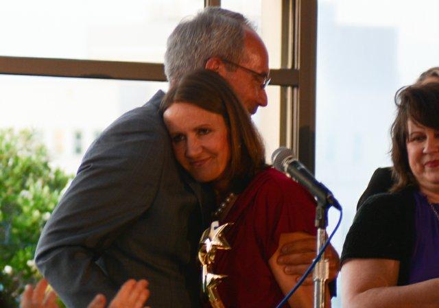 Jennifer Brown and Tommy Bice