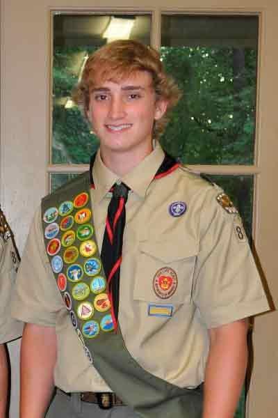 Daniel Simmons Eagle Scout