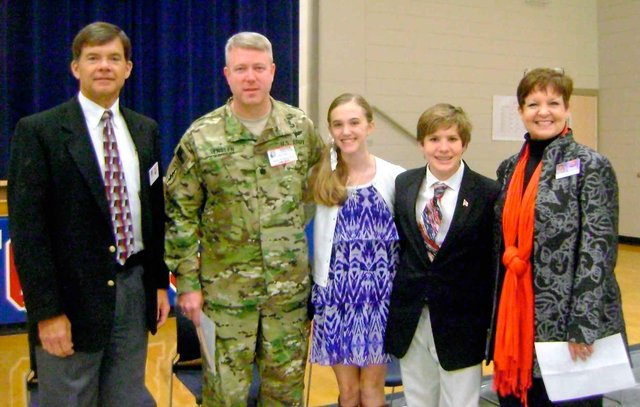 LPMS Veterans Day Program
