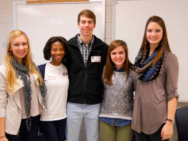 Vestavia Hills Youth Leadership program