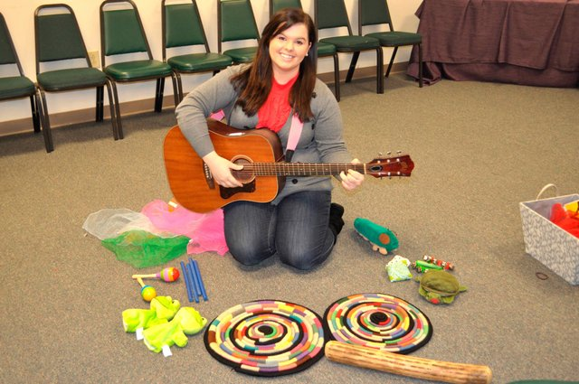 Grace Notes Music Therapy Ashley Frazier