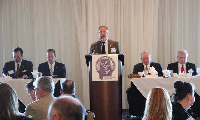 Alabama Grocers Association legislative panel