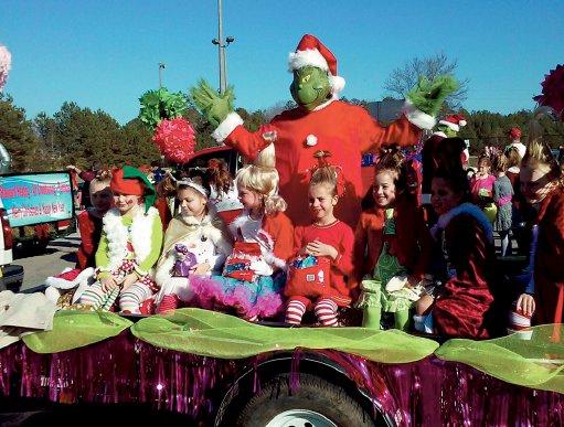 Vestavia Christmas Parade