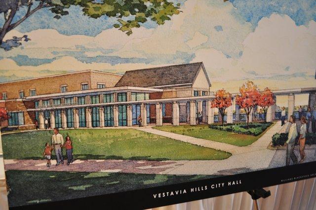 City Hall rendering