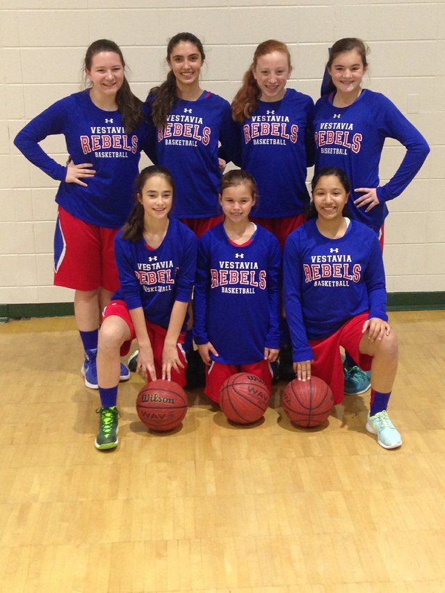 Liberty Park Basketball