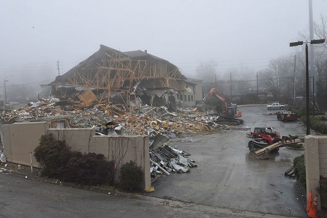 Vestavia Hills Municipal Center Demolition 5.JPG