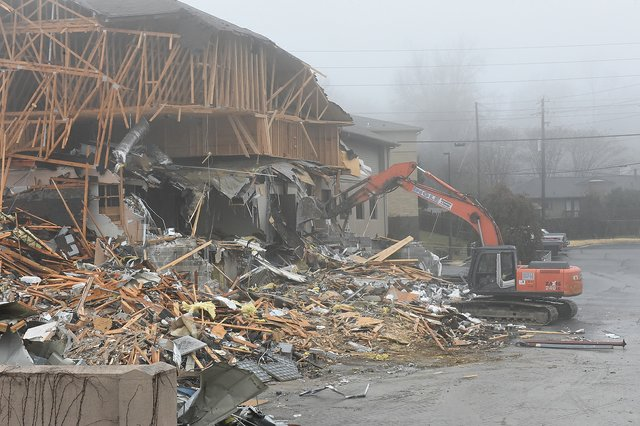 Vestavia Hills Municipal Center Demolition 6.JPG
