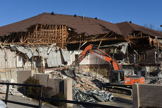 Vestavia Hills Municipal Center Demolition 9.JPG