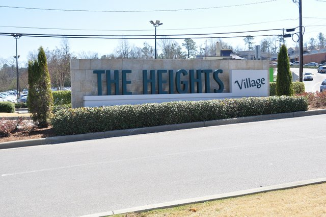 Cahaba Heights
