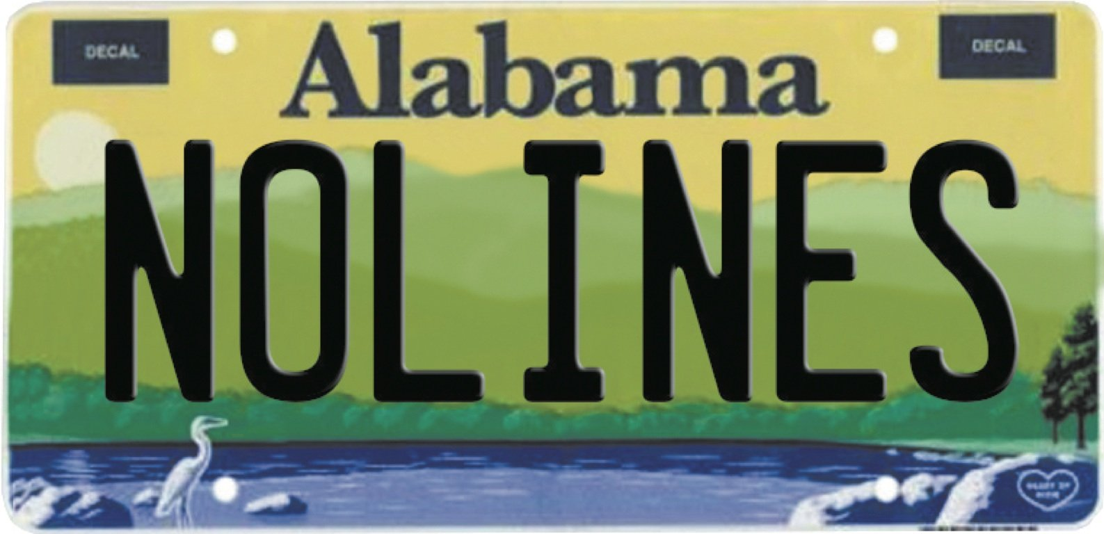 Alabama Car Tags >> Renew Your Tag In Town Vestaviavoice Com