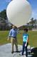 Pizitz Weather Balloon Launch