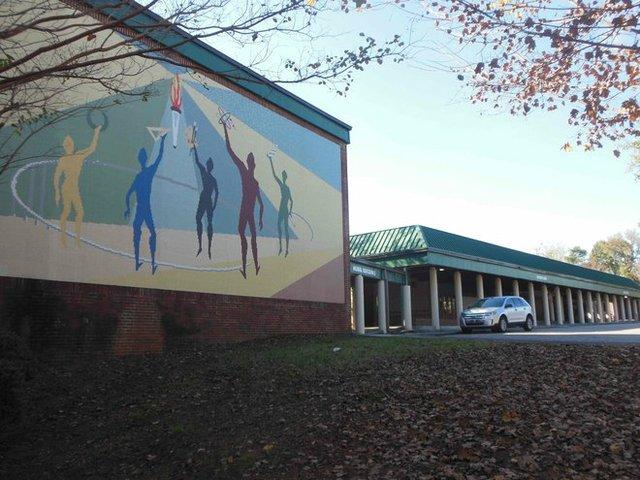 Old Berry High School 2015