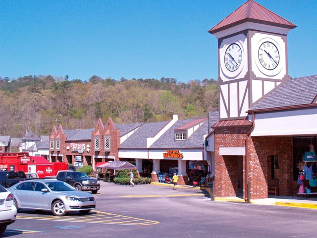 Rocky Ridge Shopping Center