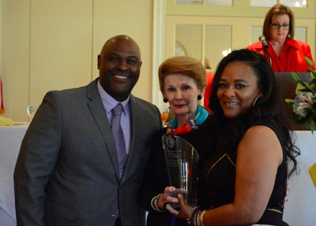 Womens Committee Awards Pruitt