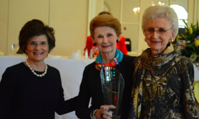 Womens Committee Awards Wilkins Williams