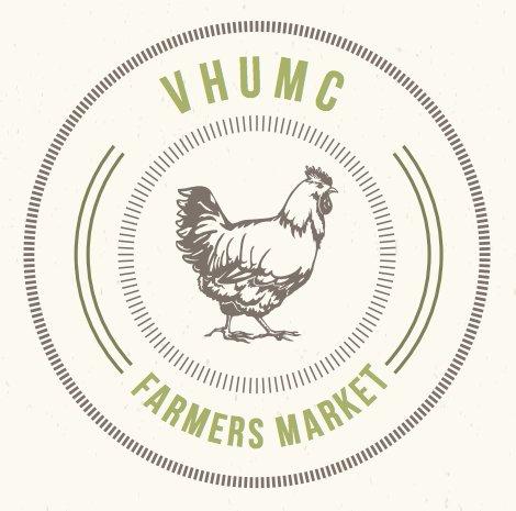 VHUMC Farmers Market logo