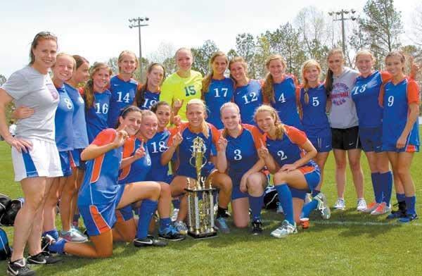 0513 VHHS Soccer Girls