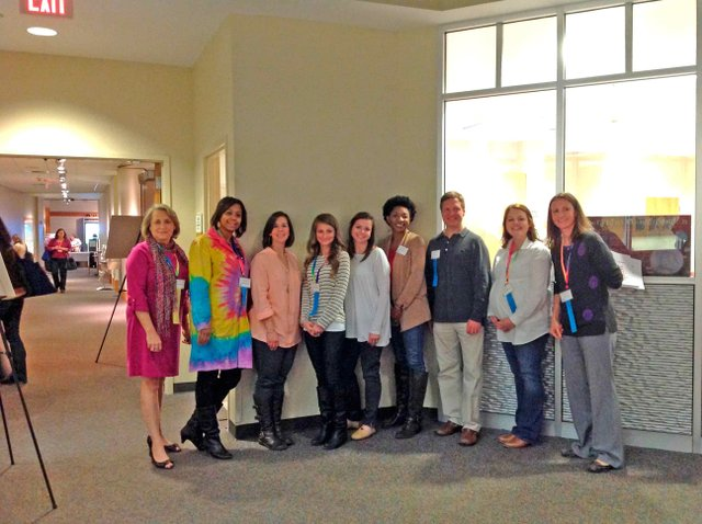 LPMS teachers present at science conference