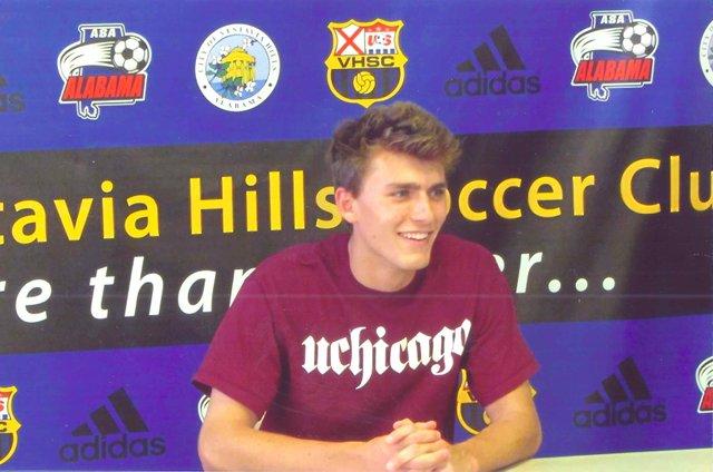 soccer signing vhhs