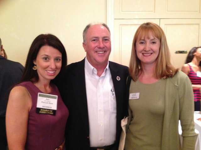June 2014 Chamber of Commerce luncheon