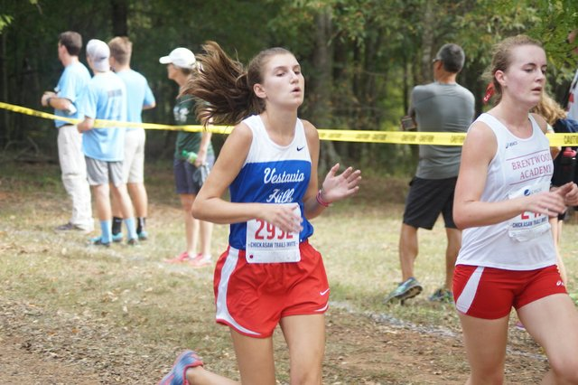 Vestavia cross country