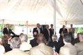 City Hall groundbreaking ceremony 1