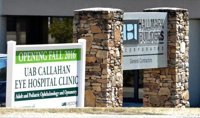Callahan Eye Hospital