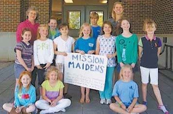 The Mission Maidens