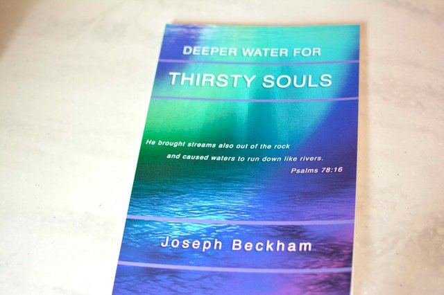 Deeper Water for Thirsty Souls 2014