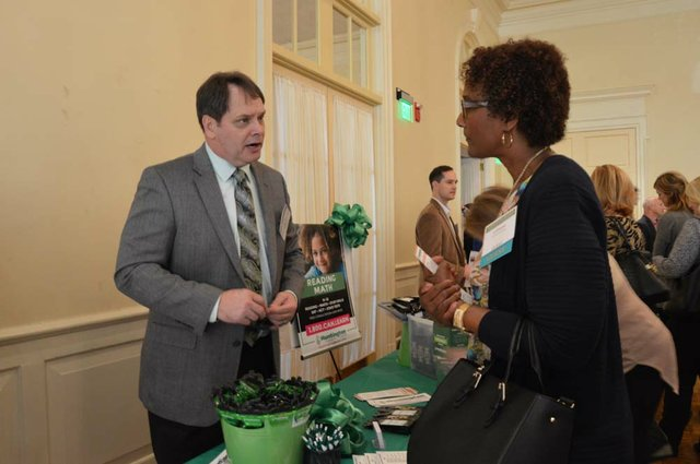 Spann advocates for weather preparedness at Chamber luncheon