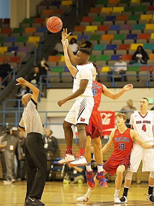 Vsstavia Hills Basketball