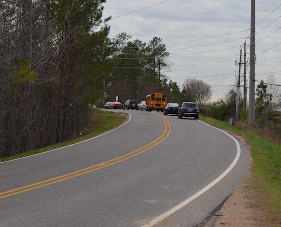 Sicard Hollow Road