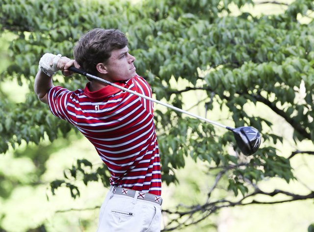 Boys Golf Sectionals 2017